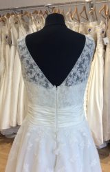Lou Lou   Wedding Dress   Tea Length   L389C