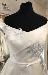 David Fielden   Wedding Dress   Tea Length   M114S