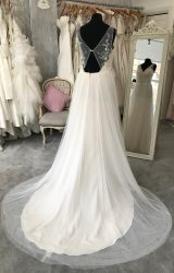 Kelsey Rose | Wedding Dress | Empire | M107S