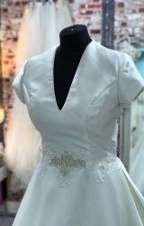 Charlotte Balbier | Wedding Dress | Aline | CA114G