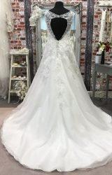 Maggie Sottero | Wedding Dress | Aline | CA117G