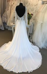 Maria Senvo | Wedding Dress | Empire | B222M