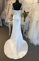 Charlotte Balbier | Wedding Dress | Fit to Flare | B221M