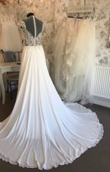 Maria Senvo | Wedding Dress | Empire | B127M