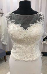Ellis Bridal | Wedding Dress | Column | WF163H