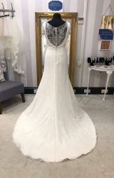 Chloe Jai | Wedding Dress | Empire | WF164H