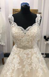 Kenneth Winston | Wedding Dress | Aline | WF165