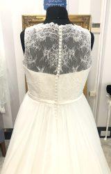 Alexia | Wedding Dress | Aline | WF166H