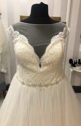 Romantica | Wedding Dress | Aline | WF172H