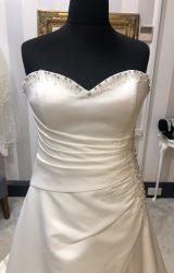 Alexia | Wedding Dress | Aline | WF168H