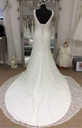 Maggie Sottero | Wedding Dress | Fit to Flare | LE198M