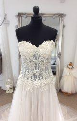 Casablanca | Wedding Dress | Aline | LE235M