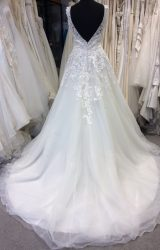 Morilee   Wedding Dress   Aline   H251