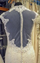 Kenneth Winston | Wedding Dress | Fishtail | H256
