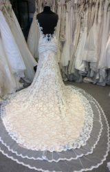 Bella Novia | Wedding Dress | Fit to Flare | H287