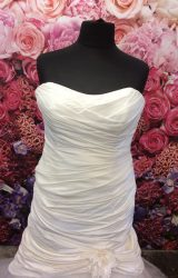 D'Zage | Wedding Dress | Fit to Flare | ST344S