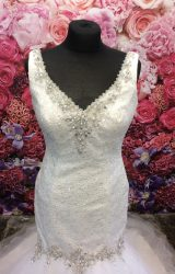 Ronald Joyce | Wedding Dress | Fishtail | ST348S