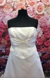D'Zage | Wedding Dress | Aline | ST331S