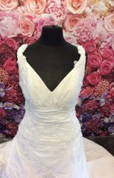 San Patrick | Wedding Dress | Aline | ST316S
