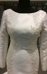 Rosa Clara | Wedding Dress | Fit to Flare | H268