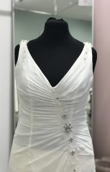 Hilary Morgan | Wedding Dress | Aline | D416K