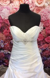 Essense of Australia | Wedding Dress | Aline | ST283S