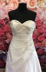 Ellis Bridal | Wedding Dress | Aline | ST303S