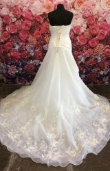 Benjamin Roberts | Wedding Dress | Aline | ST295S