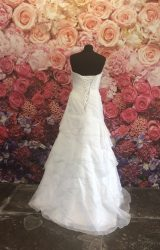 Essense of Australia | Wedding Dress | Aline | ST298S