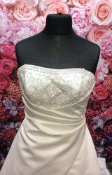 Trudy Lee | Wedding Dress | Aline | ST285S