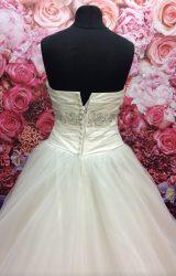 Morilee | Wedding Dress | Aline | ST207H