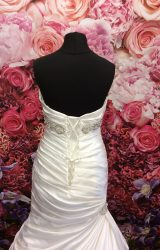 Watters | Wedding Dress | Fit to Flare | ST356S