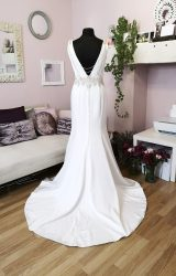 Ronald Joyce | Wedding Dress | Fit to Flare | W627L