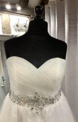 Wedding Collection | Wedding Dress | Aline | LA8L