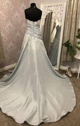 Hilary Morgan | Wedding Dress | Aline | Y98E