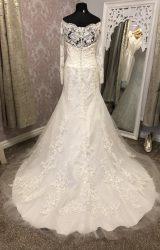 Ronald Joyce | Wedding Dress | Fit to Flare | Y95