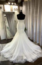 Enzoani | Wedding Dress | Fishtail | LA45L