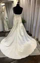 Ronald Joyce | Wedding Dress | Drop Waist | LA43L