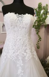 Catherine Parry | Wedding Dress | Aline | W637L