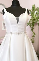 Catherine Parry | Wedding Dress | Aline | W639L