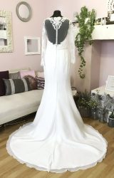 Catherine Parry | Wedding Dress | Fit to Flare | W643L