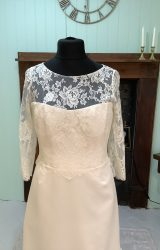 Alan Hannah   Wedding Dress   Fit to Flare   SH82