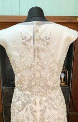 Alan Hannah | Wedding Dress | Column | SH78