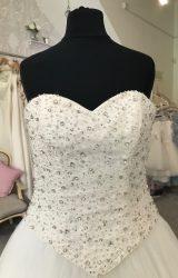 Justin Alexander   Wedding Dress   Princess   M116S