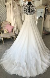 Catherine Parry | Wedding Dress | Aline | M118S