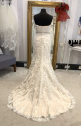 Maggie Sottero | Wedding Dress | Fit to Flare | WF174