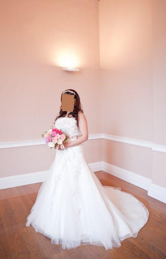 Rosetta Nicolini   Wedding Dress   Fit to Flare   C1587