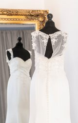 Benjamin Roberts | Wedding Dress | Fit to Flare | WH10C