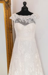 Snow   Wedding Dress   Fit to Flare   WH12C