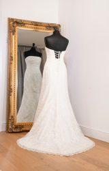 Ritva Westenius | Wedding Dress | Fit to Flare | WH22C